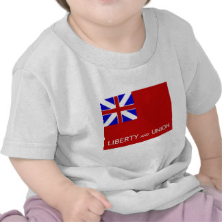 Taunton Flag # 2 T-shirt