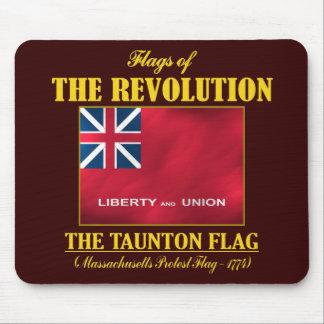 Taunton Flag Mouse Pad