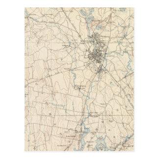 Taunton, Massachusetts Postcard