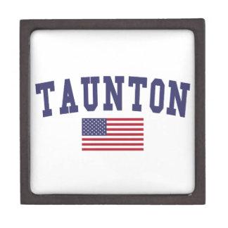 Taunton US Flag Gift Box