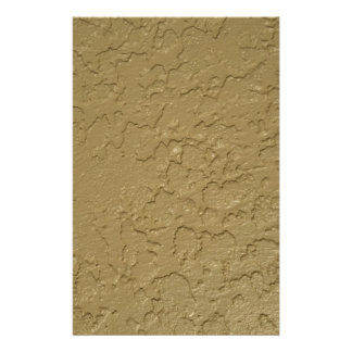 Taupe, beige textured image Stucco Stationery