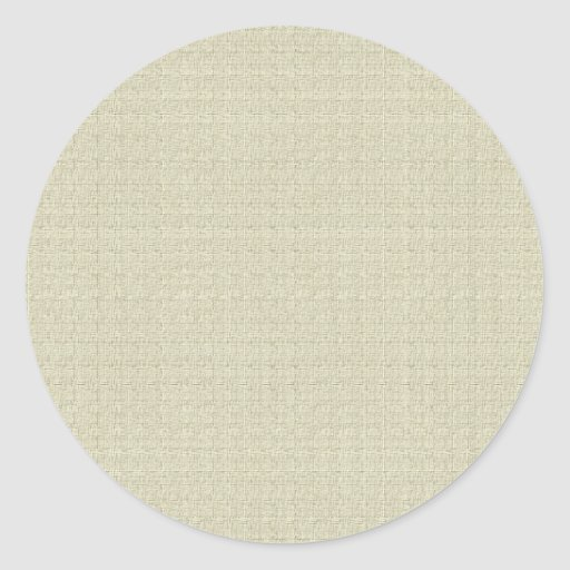 Taupe Fabric Pattern Stickers