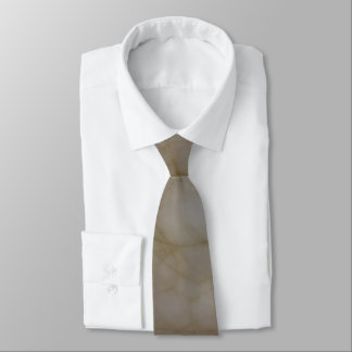 Taupe Marble Tie