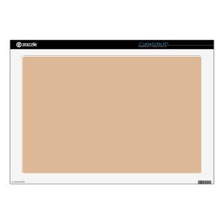 Taupe Tan Skin For Laptop
