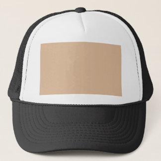 Taupe Tan Trucker Hat