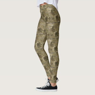 Taupe Yuna Leggings