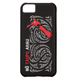 Taupo Aotearoa Map Pin Drop iPhone 5C Covers