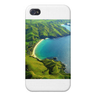 Taupo Bay, New Zealand Case For iPhone 4
