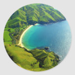 Taupo Bay, New Zealand Stickers