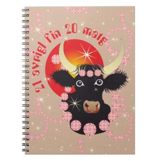 Taur 21 avrigl fin 20 matg Carnet there note IAS Notebook