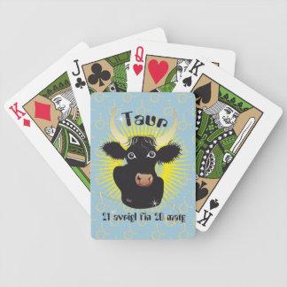Taur 21 avrigl fin 20 matg puzzles Gieu there Bicycle Playing Cards