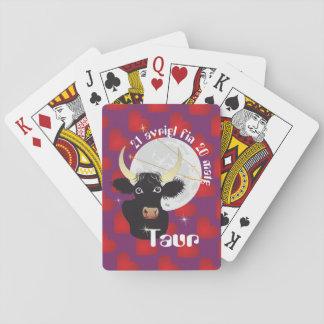 Taur 21 avrigl fin 20 matg puzzles Gieu there Playing Cards