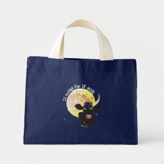 Taur 21 avrigl fin 20 matg Tastga - Satg Mini Tote Bag