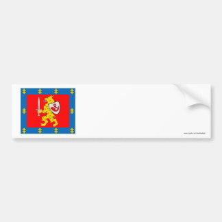 Taurage County Flag Bumper Sticker