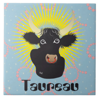 Taureau 21 avril outer 20 May Carreaux Tile
