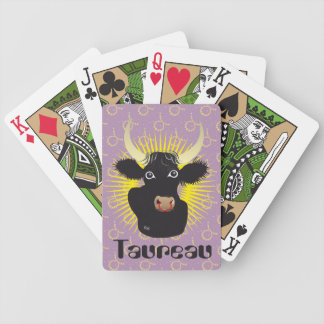Taureau 21 avril outer 20 May Jeux de cartes Bicycle Playing Cards
