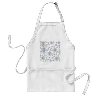 Taurian - Tree of life - Flower of Life Adult Apron