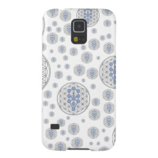 Taurian - Tree of life - Flower of Life Cases For Galaxy S5
