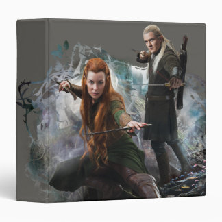 TAURIEL™ and LEGOLAS GREENLEAF™ Graphic Binder