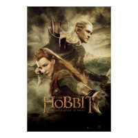 TAURIEL� And LEGOLAS GREENLEAF� Movie Poster 3