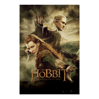TAURIEL™ And LEGOLAS GREENLEAF™ Movie Poster 3
