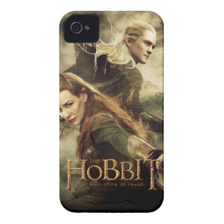 TAURIEL™ And LEGOLAS GREENLEAF™ Movie Poster 3 iPhone 4 Case