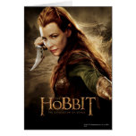 TAURIEL™ Character Poster 1 Greeting Card