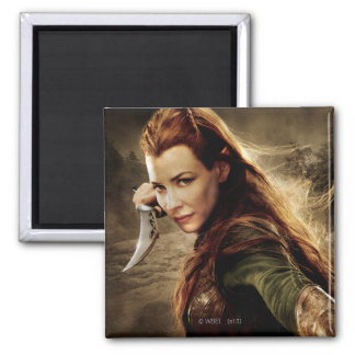 TAURIEL™ Character Poster 1 2 Inch Square Magnet