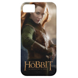 TAURIEL™ Character Poster 2 iPhone SE/5/5s Case