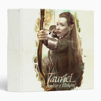 TAURIEL™ Daughter of Mirkwood 3 Ring Binder