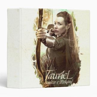 TAURIEL™ Daughter of Mirkwood 3 Ring Binder