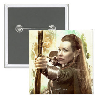 TAURIEL™ Daughter of Mirkwood Button