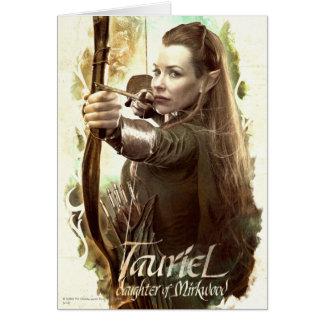 TAURIEL™ Daughter of Mirkwood Card