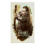 TAURIEL™ Daughter of Mirkwood Posters