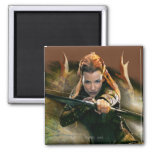 TAURIEL™ Drawing Bow 2 Inch Square Magnet