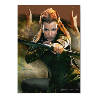 TAURIEL™ Drawing Bow Card