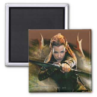 TAURIEL™ Drawing Bow Refrigerator Magnet