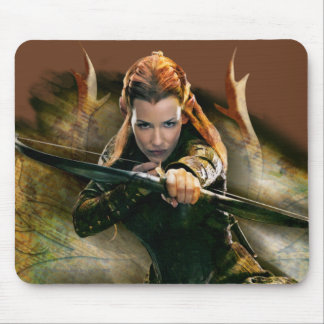 TAURIEL™ Drawing Bow Mouse Pad