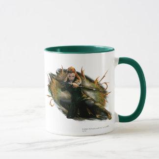 TAURIEL™ Drawing Bow Mug