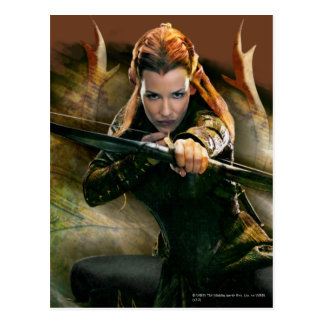 TAURIEL™ Drawing Bow Postcard