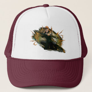 TAURIEL™ Drawing Bow Trucker Hat