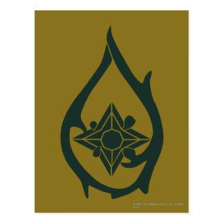 TAURIEL™ Drop Symbol Postcard