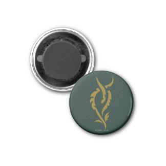 TAURIEL™ Floral Symbol Fridge Magnet