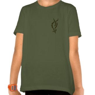 TAURIEL™ Floral Symbol T-shirt