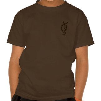 TAURIEL™ Floral Symbol Tshirt