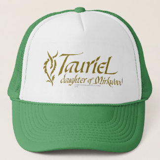TAURIEL™ Name Trucker Hat