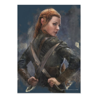 TAURIEL™ Sketch Card