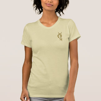 TAURIEL™ Swords Symbol T Shirt