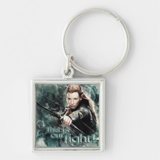 TAURIEL™ - This Is Our Fight Keychain