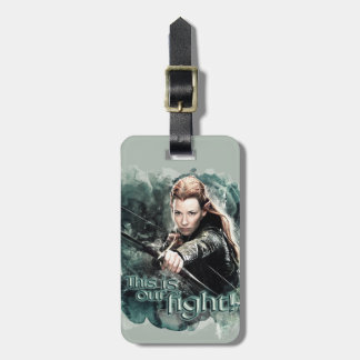 TAURIEL™ - This Is Our Fight Tag For Bags